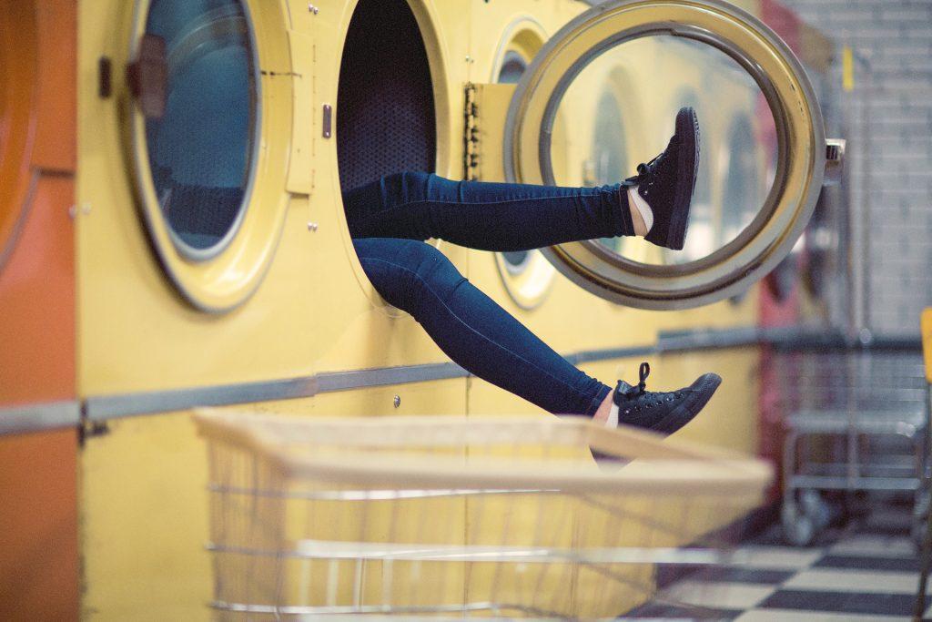 lavaggio delicati in lavatrice